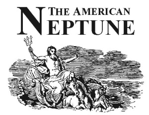 Titelblad van The American Neptune