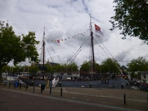 Museumschip De Balder