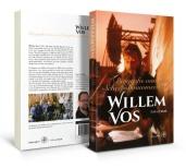 cover Willem Vos. Biografie van een scheepsbouwmeester