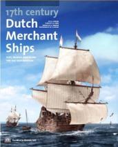 cover 17th century Dutch Merchant Ships