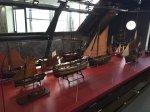 Scheepsmodellen in het Museum Vlaardingen