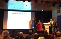 Gijs Rommelse, Els van Eijck van Heslinga en Ad van der Zee