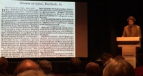 Presentatie van Huibert Crijns